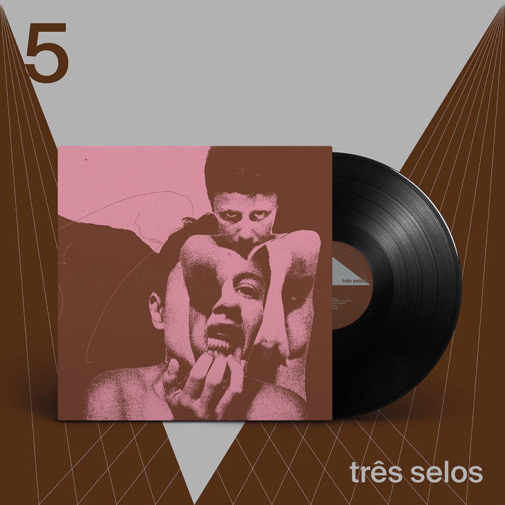 Vinil Três Selos número 05 - Beraldo