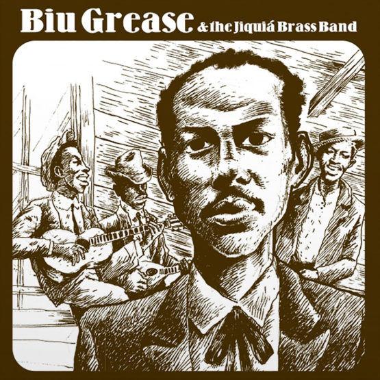 Capa LP Bill Grease & The Jiquiá Brass Band - Goodbye Songs