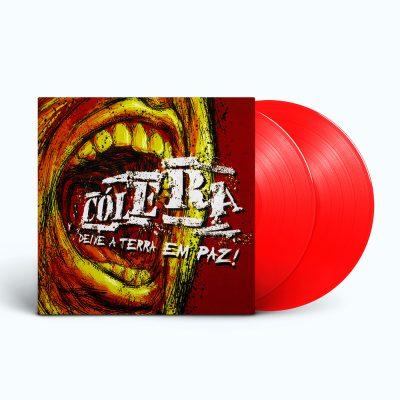 Disco LP Cólera, Deixe a Terra em Paz!