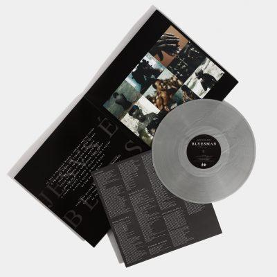 LP Baco do Exu do Blues, Bluesman - Package